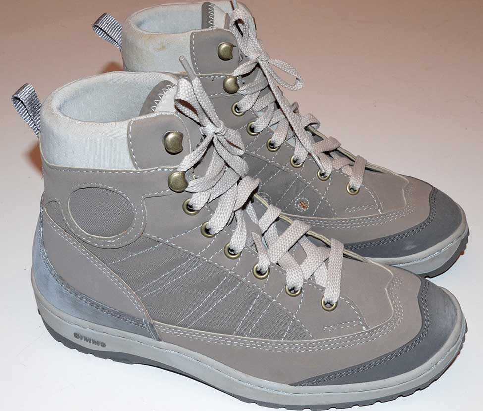 Simms fly fishing flats sneaker boots men 39 s 7 ebay for Simms fishing shoes